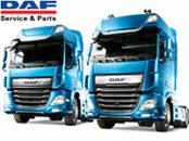 DAF Service & Parts Dealer Bedrijfswagen Service Friesland
