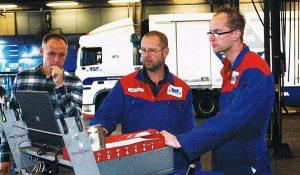 onderhoud en reparatie en bovenal service - onze monteurs maken het verschil