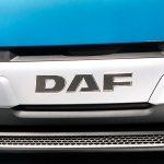 Nieuw ontworpen DAF logo