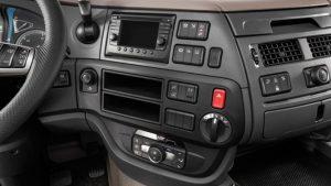 Door chauffeur te configureren schakelaars - De nieuwe DAF CF en XF