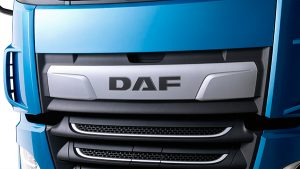Exterieur ontwerp nieuwe DAF