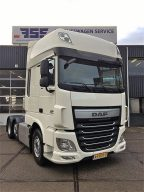 First Choice DAF XF voor EB Transport
