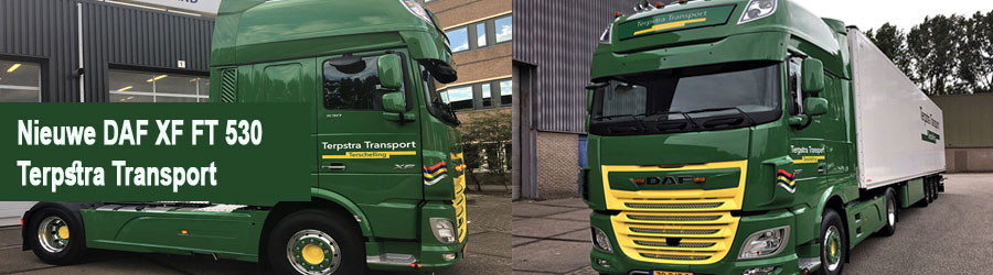 New DAF XF FT 530