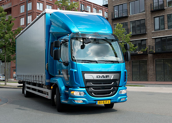 The New DAF LF