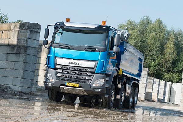New CF en New XF CF FAD Pure Excellence - Hoge laadvermogens van 100 tot 250 kilo