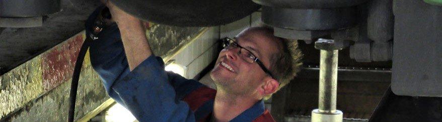 reparatie vrachtwagen