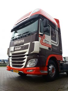 New DAF XF FT 480 Super Space Cab