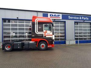 New DAF XF FT 480 voor Tilltrans