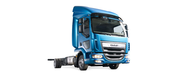 New lf in meer detail daf lf pure excellence bsf trucks for Exterieur design pure excellence