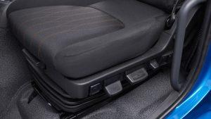 altijd perfecte rij positie in The new DAF LF, met optimaal chauffeurscomfort