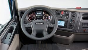 ergonomisch ontwerp The new DAF LF