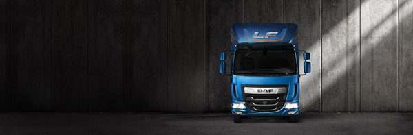 The New LF DAF LF - new lf in meer detail