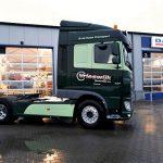 Nieuwe DAF XF FT 480 afgeleverd door BSF Trucks - afgeleverde DAF trucks