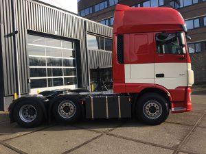 2e New DAF XF 480 de Vlas Transport