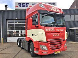 3e Nieuwe DAF XF 480 FTG de Vlas Transport