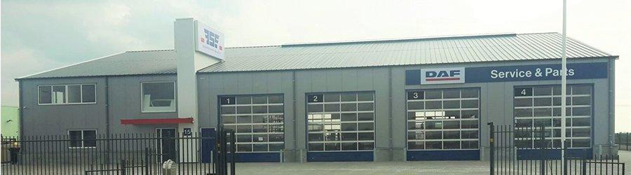 Bedrijfswagen Service Friesland Leeuwarden