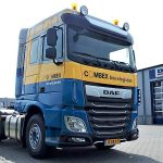 Drie DAF XF 480 FTG 6x2 Space Cab voor COMBEX Transport