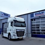 XF 480 FT 4x2 Truck Of The Year voor Faber Logistics