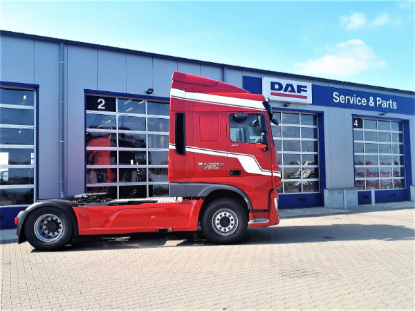 DAF XF 480 FT De Boer Internationale Transporten