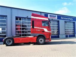 New DAF XF 480 FT 4x2 voor DB Int. Transport & Warehousing