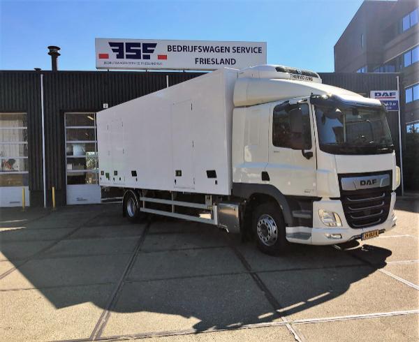 Nieuwe DAF CF 300 FA 4x2 voor Rising Star Food Service