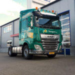 XF 480 FT 4x2 Space Cab voor AM Transport