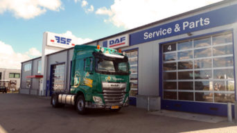 DAF XF 480 FT 4x2 Space Cab AM Transport