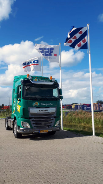 daf xf 480 FT 4x2 AM Transport