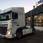 DAF XF voor Runia Transport