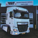 DAF XF 460 voor Bloementeelthandel Munster