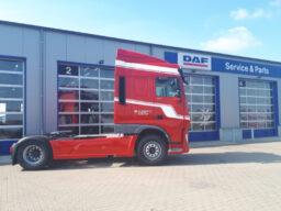 Nieuwe DAF XF 480 De Boer Internationaal Transport