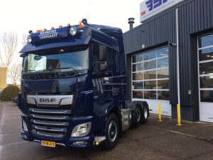 XF 480 FTG voor Jan Boonstra Transport