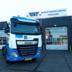 DAF XF FT 450 4x2 voor Lootsma Transport