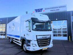 1e DAF CF 260 uit serie van 5 DAF Trucks Elis Nederland