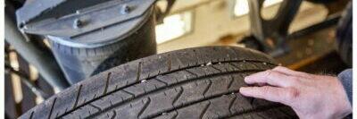 Dagelijkse controle vrachtwagen - Wielbevestiging en bandenspanning