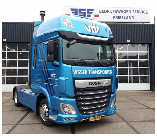 DAF XF 480 FT 4x2