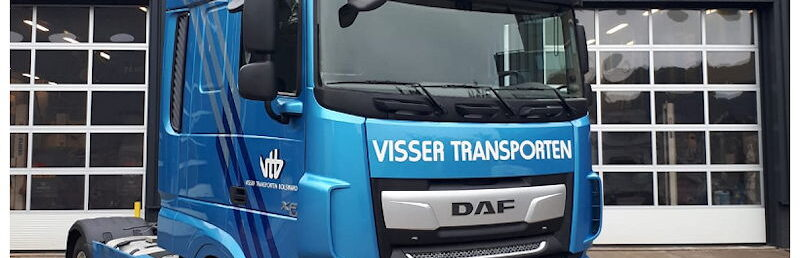 Gebruikte DAF XF 480 FT Visser Transporten Bolsward