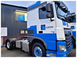 Pure Excellence DAF XF 450 voor Lootsma Tanktransport