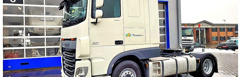 AM Transport kiest voor First Choice DAF XF