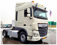 AM Transport een First Choice DAF XF 460!