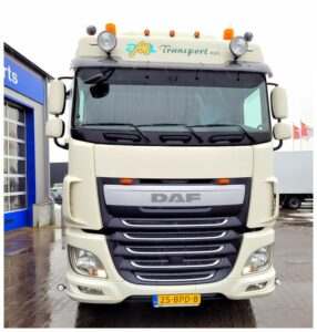 First Choice DAF XF 460 FT voor AM Transport