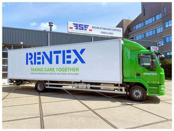 DAF LF 290 voor Rentex