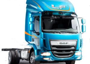 Nieuwe DAF LF Euro 6 distributietruck