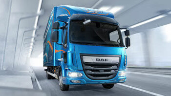 DAF LF aerobody Exterieur
