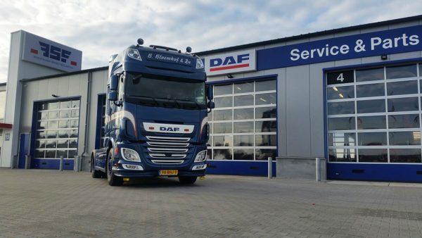DAF XF Bloemhof Transport