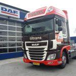 1e DAF XF Tiltrans