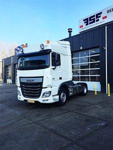 Nieuwe DAF XF FT 460 voor Runia Transport-afgeleverd door Bedrijfswagen Service Friesland